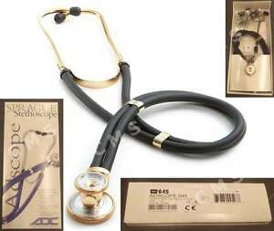 Adc Adscope 645 Sprague 18k Gold 22 Professional Special Edition Stethoscope Us