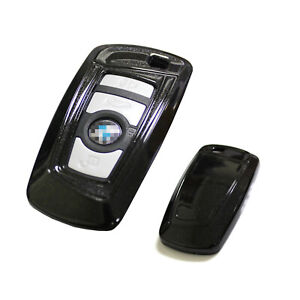 Exact Fit Glossy Black Smart Key Fob Shell For Bmw 1 2 3 4 5 6 7 X3 Series