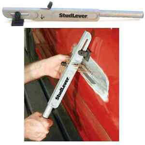 Steck Stud Lever Tool 20014 Grips Pull Pins Auto Collision Car Frame Repair