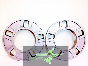 12mm Wheel Spacers 1 2 Inch Thick Fits All 5x112 5x120 5x130 5x110 5x108