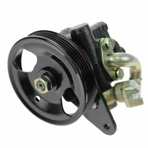 Power Steering Pump With Pulley For Nissan Maxima Infiniti I30 I35
