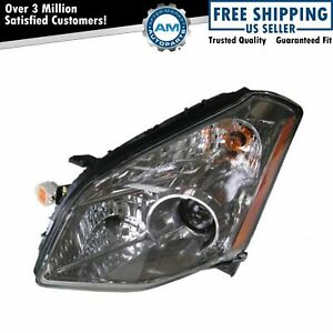 Halogen Headlight Headlamp Driver Side Left Lh For 07 08 Nissan Maxima