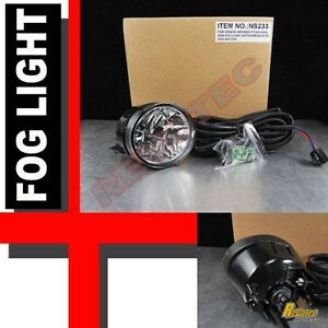 Oe Style Fog Lights Lamps Kit For 2004 2007 Nissan Titan Armada