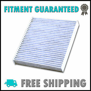 New Hypoallergenic Carbon Single Piece Cabin Air Filter For Infiniti Nissan