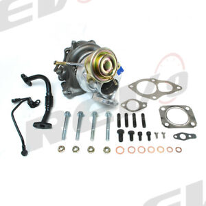 Eclipse 1g 2g Dsm Gst Gsx 4g63 Big 16g Turbo Charger Bolt On J Pipe Kit