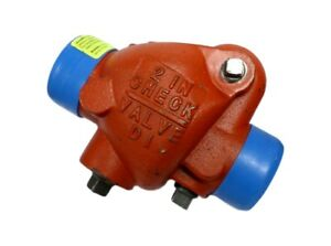Anvil International Series 78fp 2 Check Valve Gruvlok Fire 300 Psi