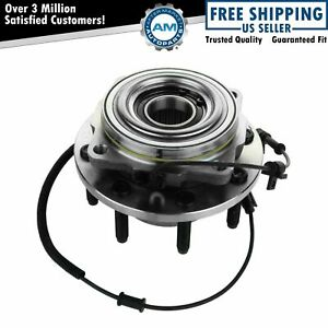 Trq Wheel Bearing Hub Assembly Front Or For 11 15 F250 F350 Super Duty 4wd Srw