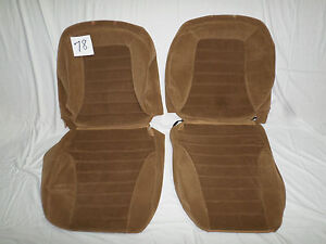 1998 Jeep Cherokee Oem Seat Cover Take Off