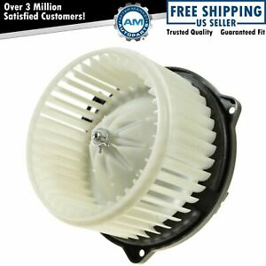 Heater Blower Motor With Fan Cage For Acura Mdx Honda Odyssey Accord Pilot