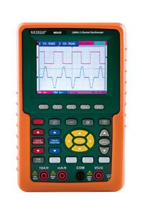 Extech Ms420 20mhz 2 channel Digital Oscilloscope