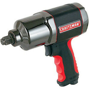 Craftsman 1 2 In Heavy Duty Impact Wrench 9 19984