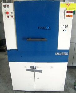 Inel Equinox 2000 Powder X ray Diffractometer