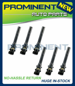 6 Ignition Coil For 1999 2004 Chevy Tracker 1998 2007 Suzuki Vitara Aerio Uf237