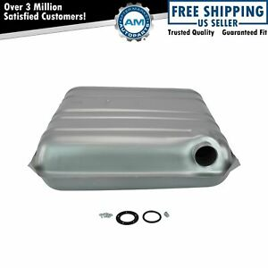 Fuel Gas Tank For 55 56 Chevy 150 210 Series Bel Air W Square Corners
