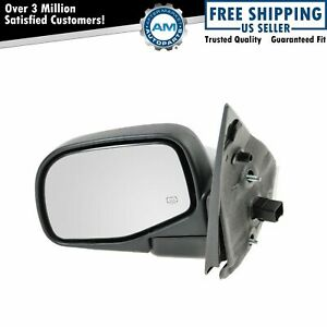 Power Heated Side View Mirror W Puddle Light Driver Left Lh For 02 05 Explorer