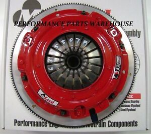 Mcleod Rxt 1000 Hp Twin Disc Clutch Aluminum Flywheel 1997 15 Gm Ls Engine