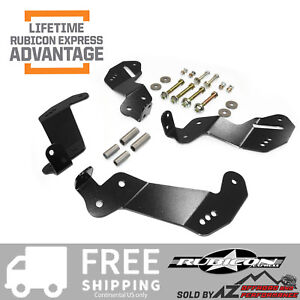 Rubicon Express Control Arm Geometry Correction Brackets 07 18 Jeep Wrangler Jk