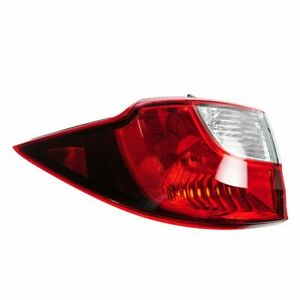 Outer Tail Light Lamp Assembly Lh Left Driver Side For 12 13 Mazda 5 Mazda5