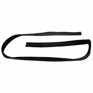 Upper Window Glass Run Channel Seal Weatherstrip Right Rh For Mustang Capri