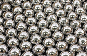 Pack Of 100 Hard Tungsten Carbide 3 16 Bearings Steel Ball 0 188 inch Dia Balls