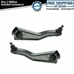 Rear Lower Locating Arm Assist Link Lh Rh Pair Set For Mitsubishi Dodge Eagle