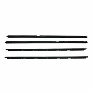 Window Sweeps Felts Seals Kit Set Of 4 For 81 88 Monte Carlo Grand Prix