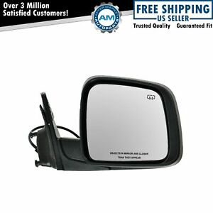 Power Heated Mirror Passenger Side Right Rh For 11 18 Jeep Grand Cherokee