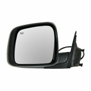 Power Heated Mirror Driver Side Left Lh For 11 18 Jeep Grand Cherokee