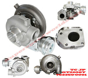 Gt2056v 763360 0001 Turbo For 05 06 Jeep Liberty 2 8l 2768cc 171cu In I4 Diesel