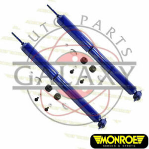 Monroe New Replacement Front Shocks Pair Fits Jeep Grand Cherokee 99 04