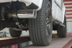 Banks Monster Exhaust W Chrome Tip 11 14 Ford F150