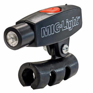 Steck Mig Welder Light W Led Attachment Tool 23240 For Mig Welding Torches