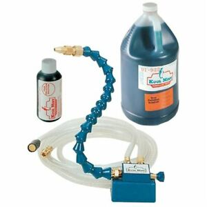 Kool Mist 560 77 Portamist Unit 1 Gal 77 1 Sample 77 Concentrated Coolant