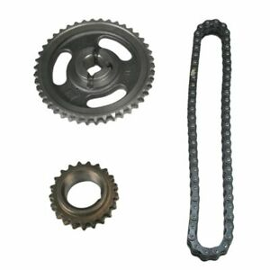 Roller Timing Chain Set Kit For Ford Lincoln Mercury V8 Heavy Duty Double Row