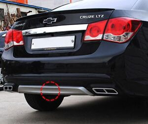 kspeed fits Chevy Holden 2013 2014 Cruze Two Tone Rear Diffuser