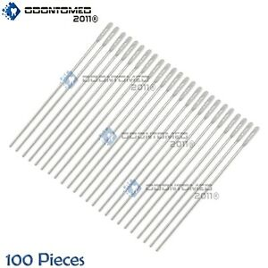 100 Pcs Probe With Eye 5 5 Surgical Dissecting Instrument