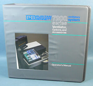 Puritan Bennett 7200ae Operator s Manual