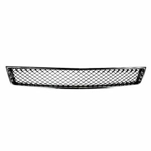 Grille Chrome Black Mesh Front Lower For Tahoe Avalanche Suburban 1500 2500