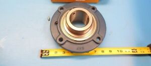New Rhp Mfc 60 Flange Bearing Industrial Made In England Self Lube Precision