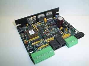 Eastern Air Devices Programmable Stepper Drive D404