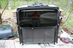 2001 Volvo S60 Turbo Moon Sun Roof Glass Assembly 39970054 01