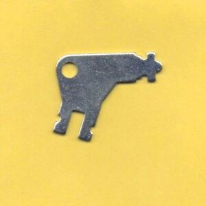 Key For Paper Dispensers Gp cormatic Combo Fits Georgia Pacific Many Others