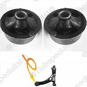 Front Lower Control Arm Bushing For Toyota Corolla 2003 2012 Pair