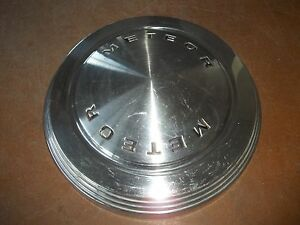 Mercury Meteor Hubcap Wheel Cover Center Lug Hub Cap Poverty 10 1 2 Dog Dish Oe