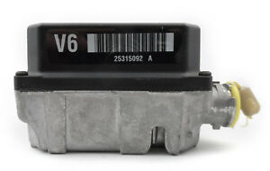 New Oem Cruise Control Module 12575408 For Buick Chevy Pontiac Olds Saturn 99 05
