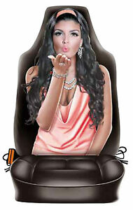 Car Seat Covers Kissing Girl Gifts For New Car Fits All Car Models Made In Italy
