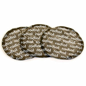 20 Pc 3 1 4in Large Round Usa Style Universal Repair Tube Radial Tire Patch