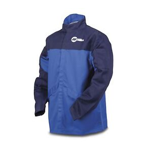 Miller Indura Cloth Welding Jacket 2xl 258100