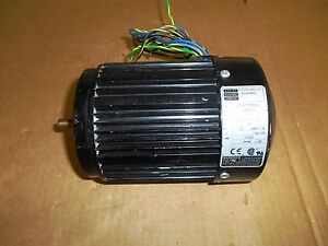 Bodine Small Motor 1 6 Hp Rpm 1700 Volts 115 1 Phase 3 6 Amps Used