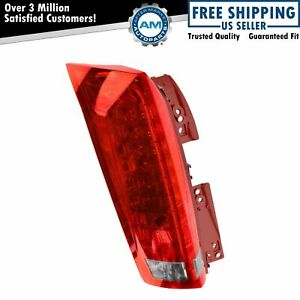 Taillight Taillamp Brake Light Driver Side Left Lh For 10 16 Cadillac Srx